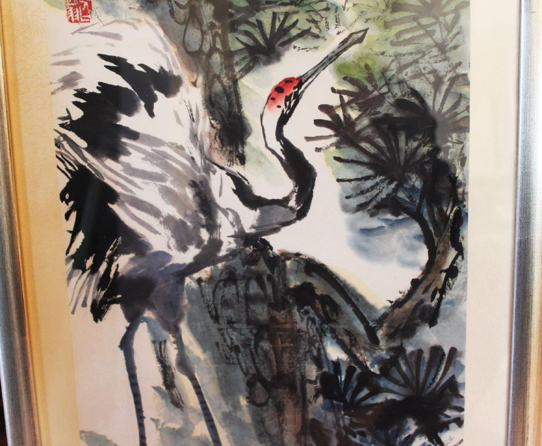 Antique Chinese Painting - 6