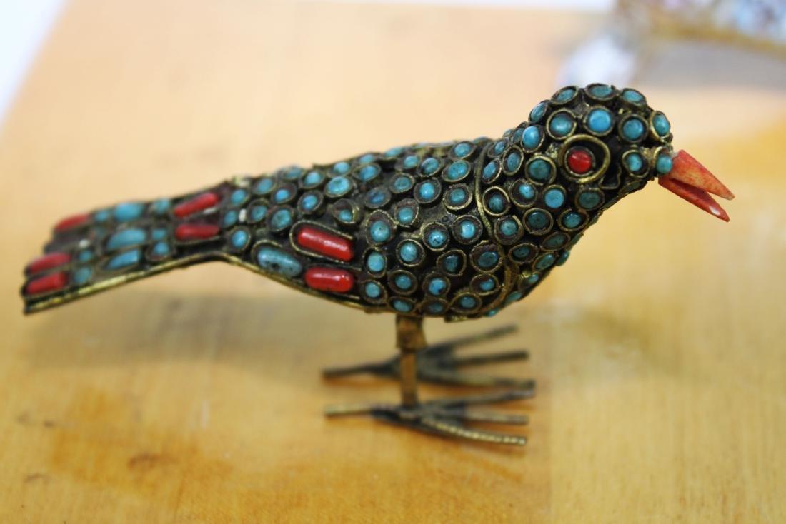 4 Antique Cloisonne items - 3