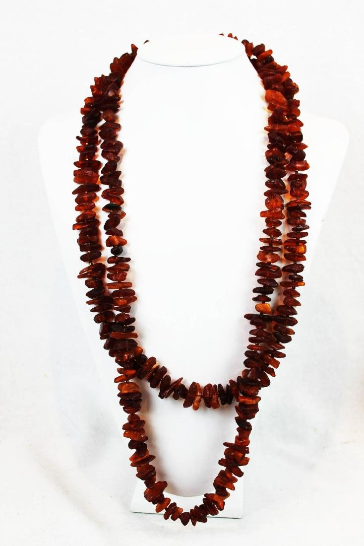 Small Geude Stones Necklace