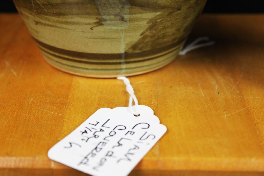 Antique Chinese Porcelain Jar - 10