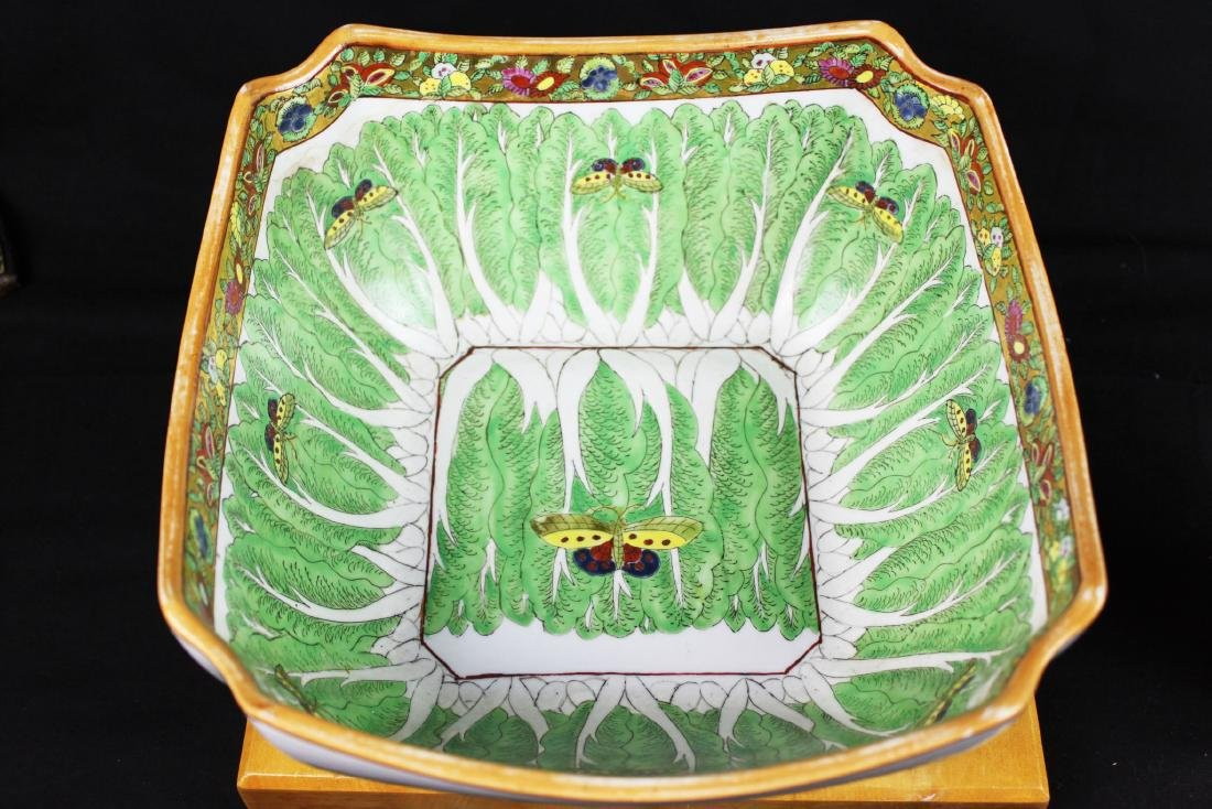 Antique Chinese Porcelain Bowl - 2