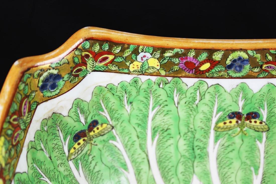 Antique Chinese Porcelain Bowl - 3