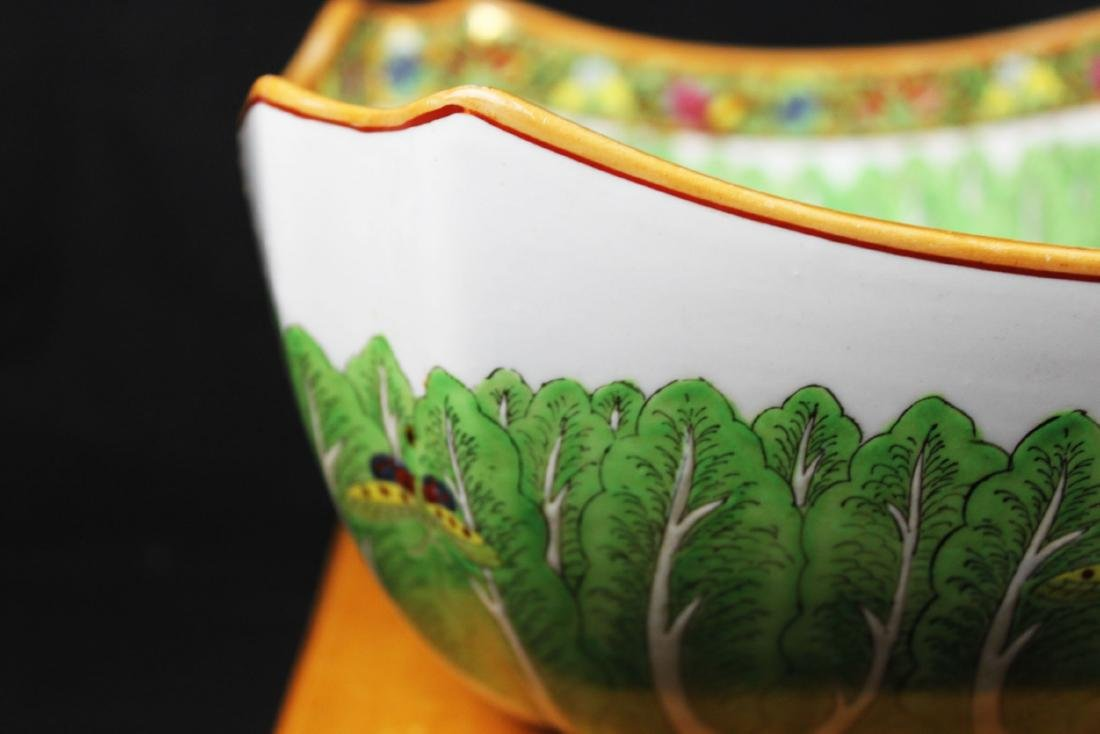 Antique Chinese Porcelain Bowl - 6