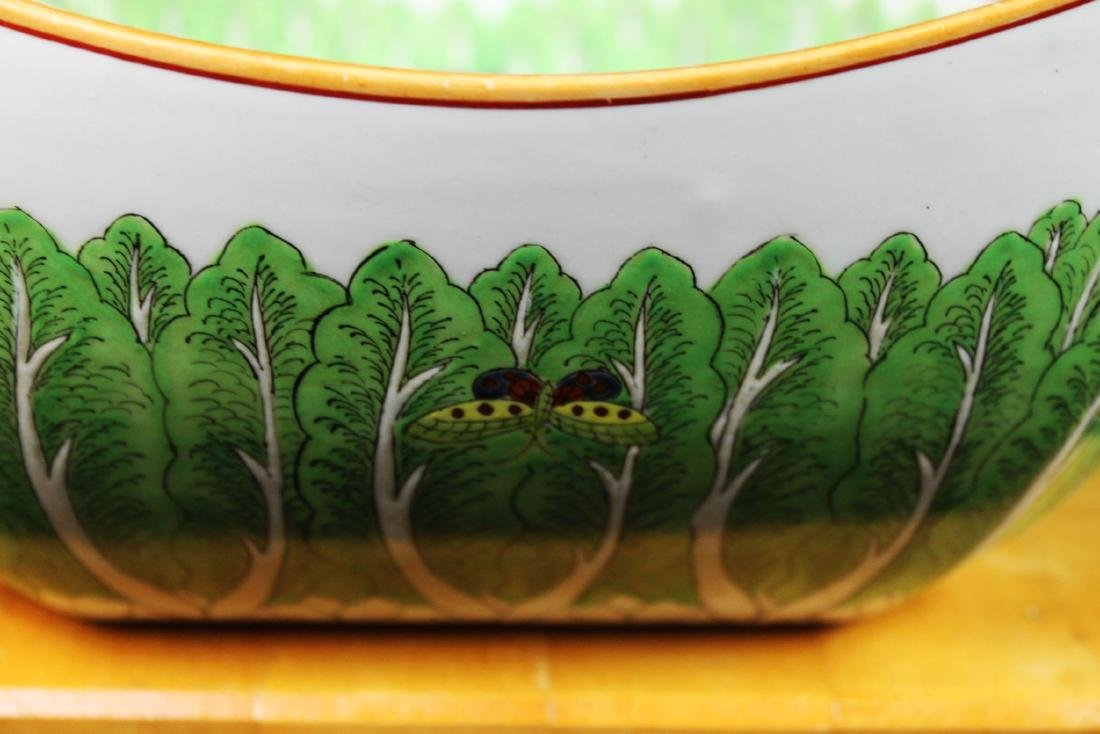 Antique Chinese Porcelain Bowl - 7