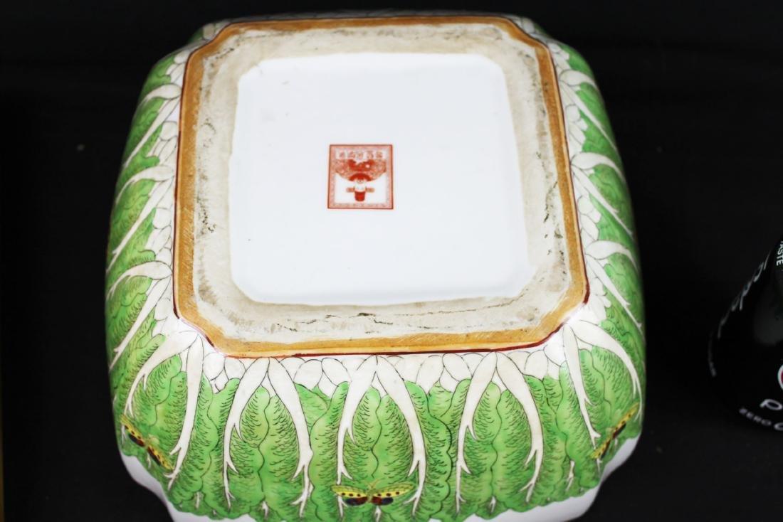 Antique Chinese Porcelain Bowl - 9