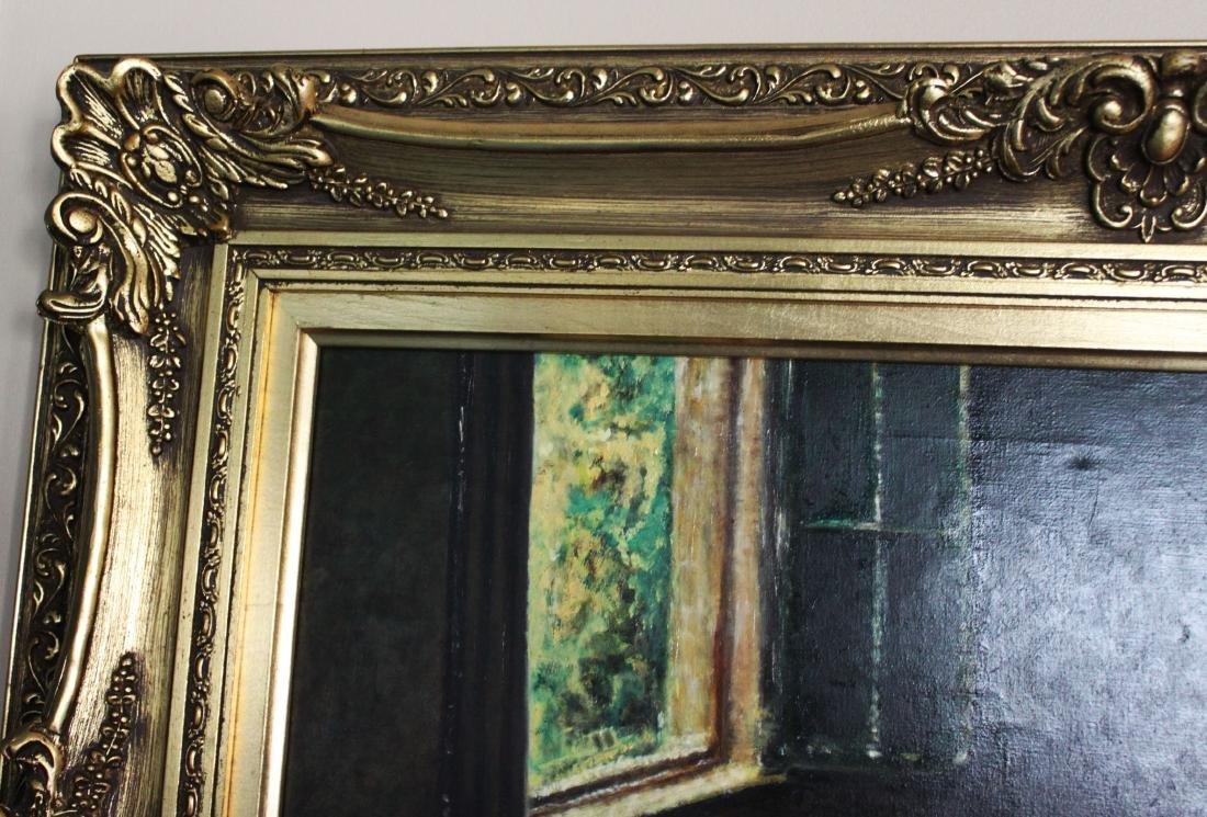 Antique Oil Painting - 2