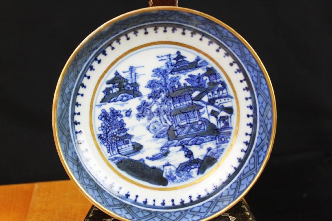 Chinese Blue&white Porcelain Set - 2