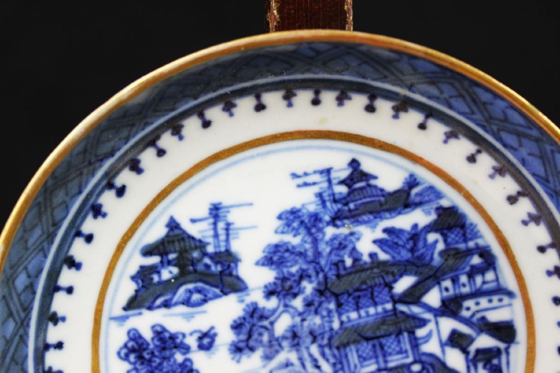 Chinese Blue&white Porcelain Set - 3