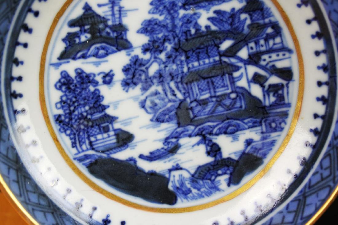 Chinese Blue&white Porcelain Set - 4