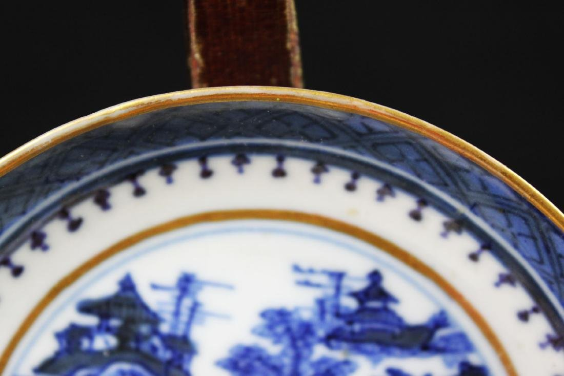 Chinese Blue&white Porcelain Set - 5