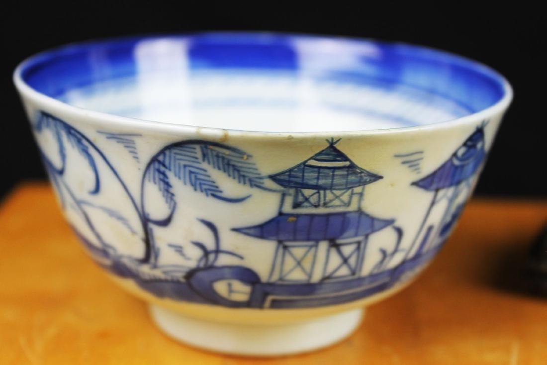 Chinese Blue&white Porcelain Set - 6