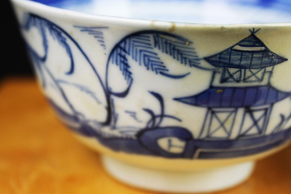 Chinese Blue&white Porcelain Set - 7