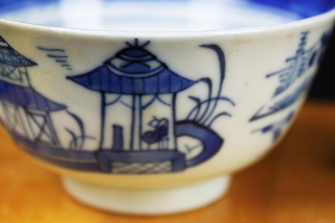 Chinese Blue&white Porcelain Set - 8