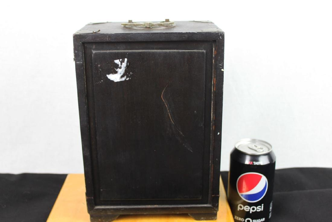 Antique Chinese Jewery Box - 10