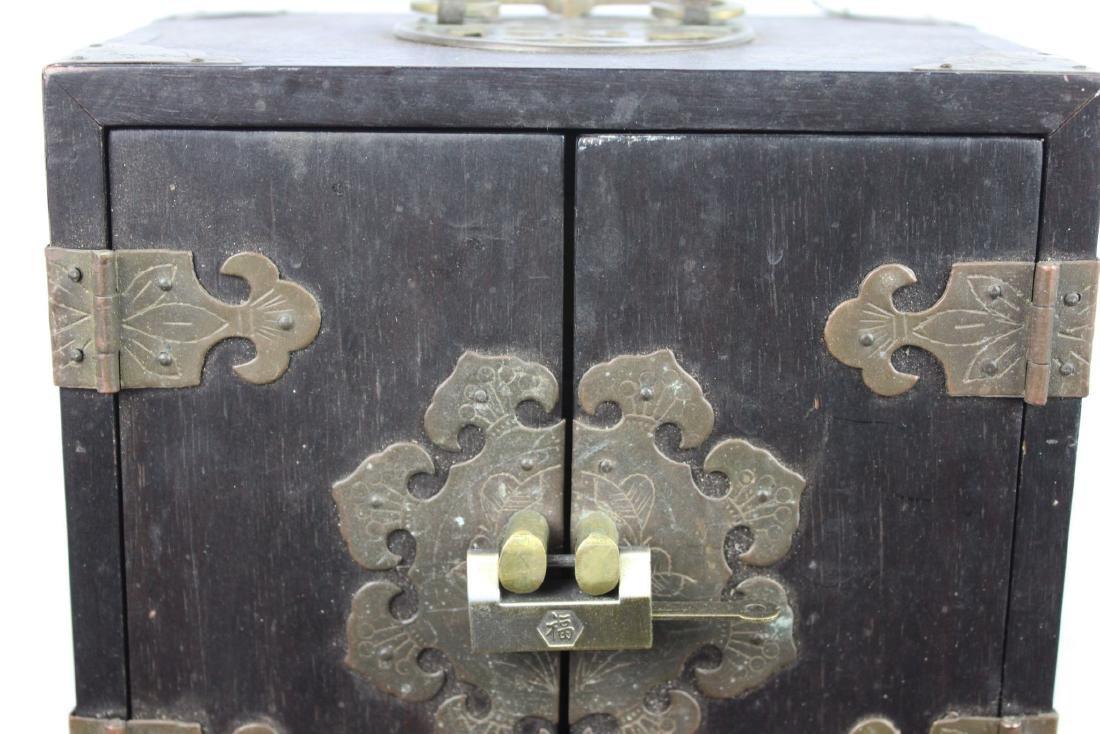 Antique Chinese Jewery Box - 4