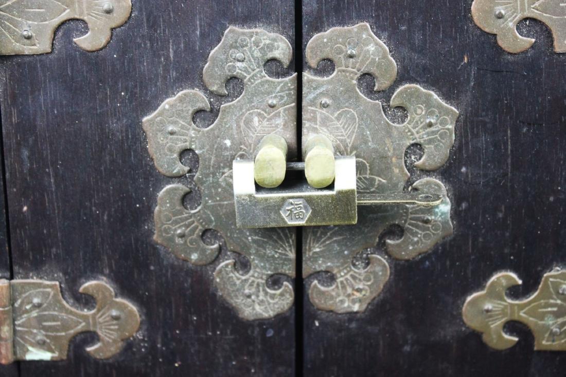 Antique Chinese Jewery Box - 5