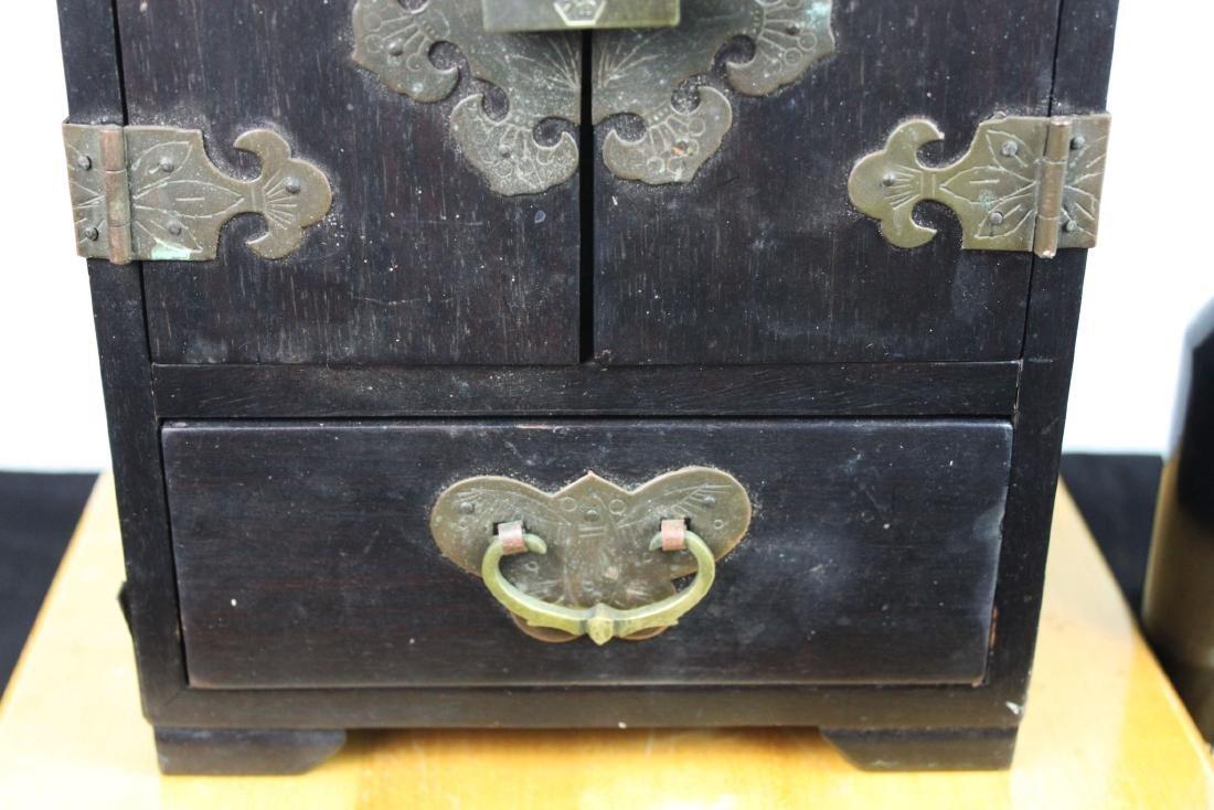 Antique Chinese Jewery Box - 6