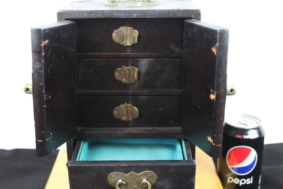 Antique Chinese Jewery Box - 7