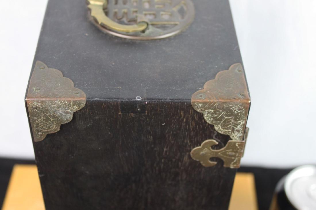 Antique Chinese Jewery Box - 9