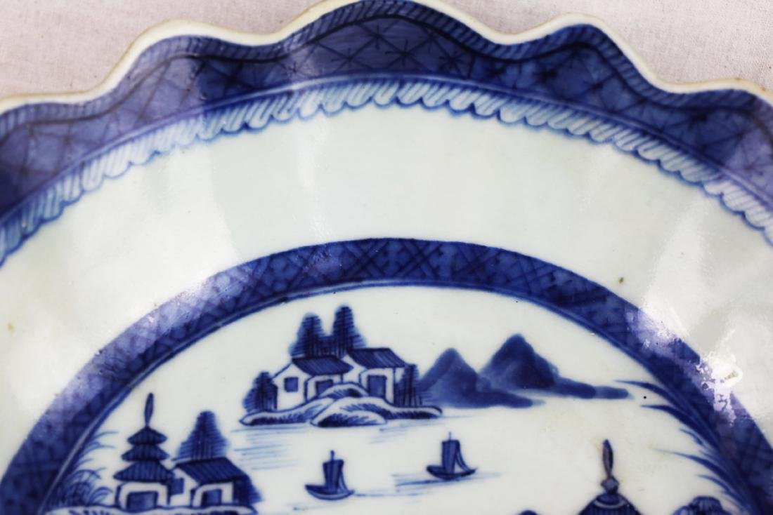 Antique Chinese Porcelain Plate - 3