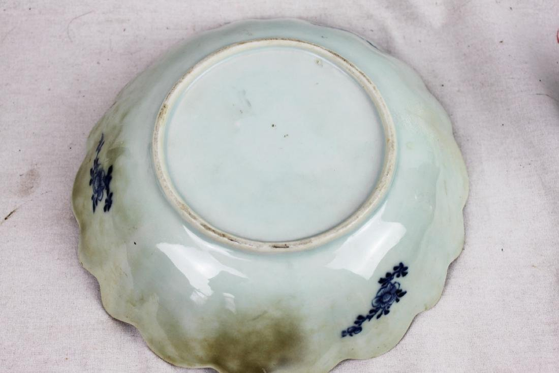 Antique Chinese Porcelain Plate - 7