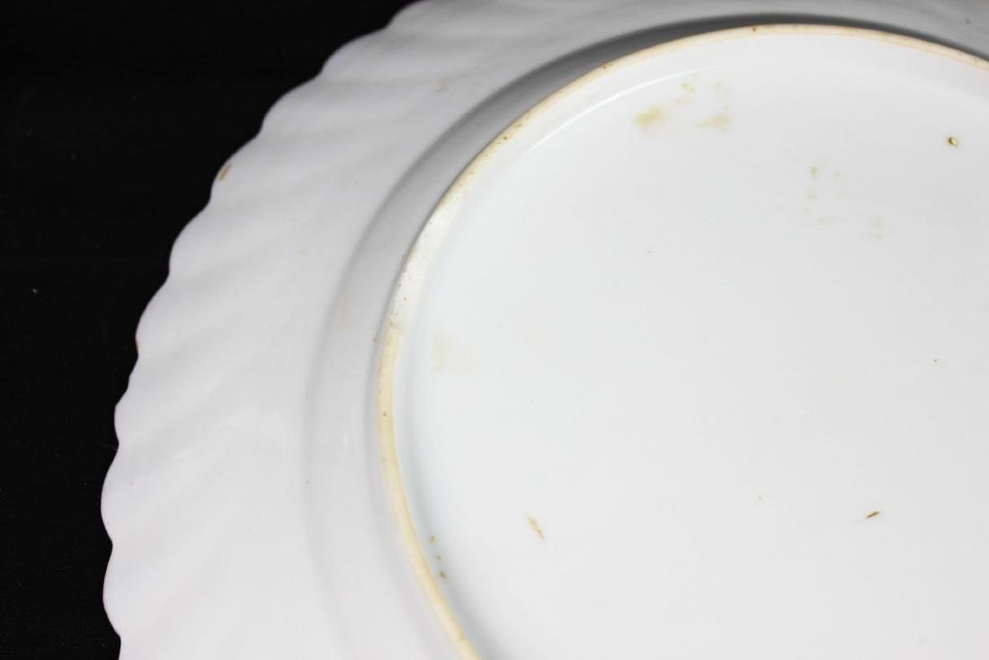 A Pair Chinese Famillie Rose Porcelain Plates - 10