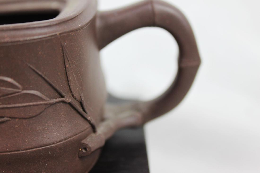Chinese Yi Xing Zisha Teapot - 5