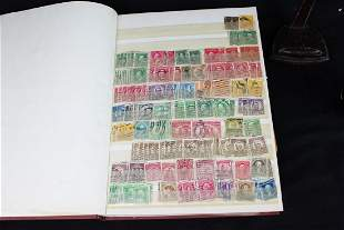 A Book of Stamps