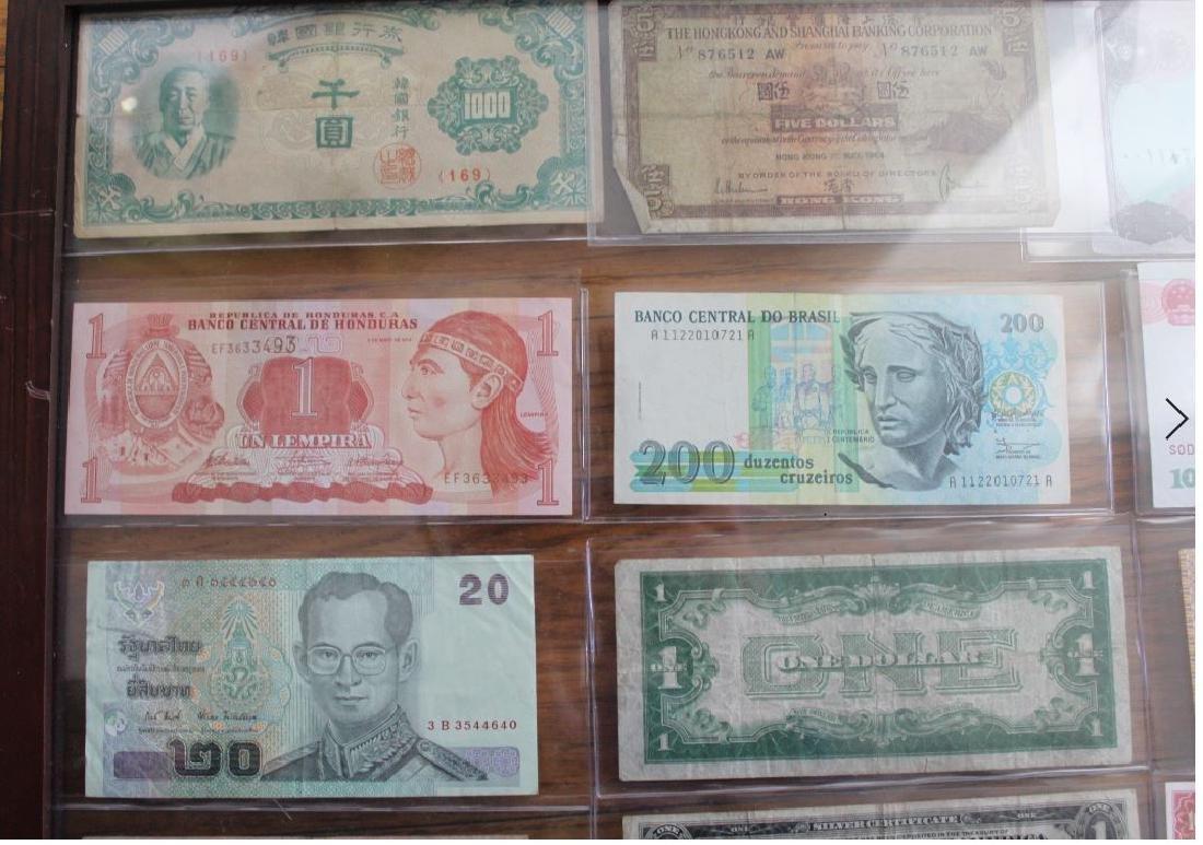Antique Banknotes/bills. 15 bills - 3