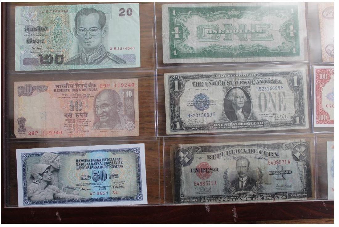 Antique Banknotes/bills. 15 bills - 4