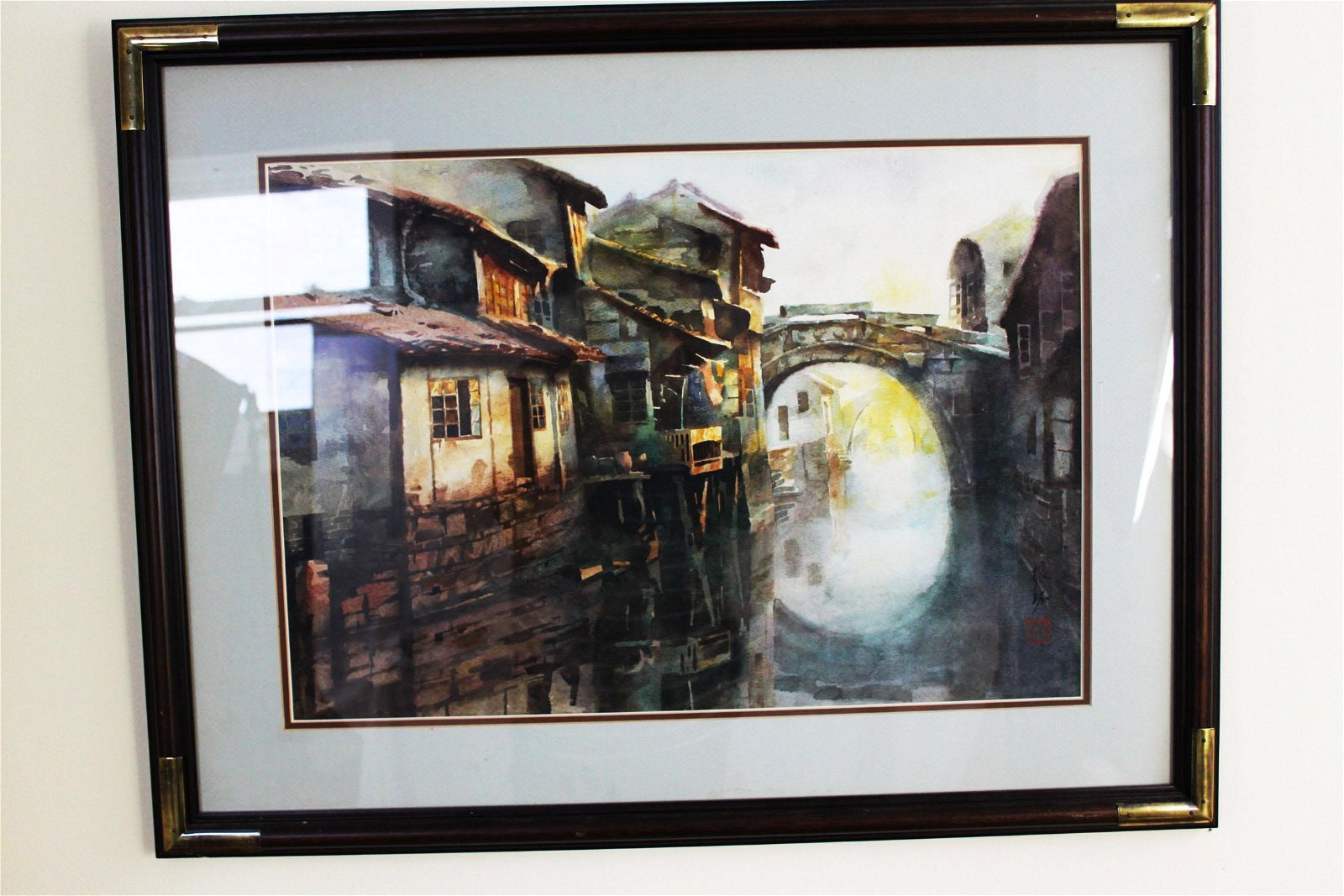 Oil Painting by Zhen-Huan Lu