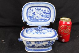 17th-18th Century Antique Chinese Blue&White Porcelain