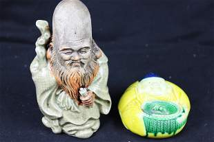 Antique Chinese Jun Yao Porcelain Items