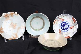 Lot of Chinese Porcelain items