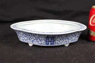 Antique Chinese Porcelain Planter
