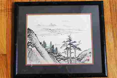 Antique Chinese Painting