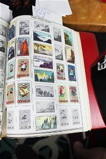 Variety Chinese Stamps