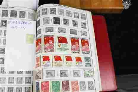 Variety Chinese Stamps - Mao Ze Dong