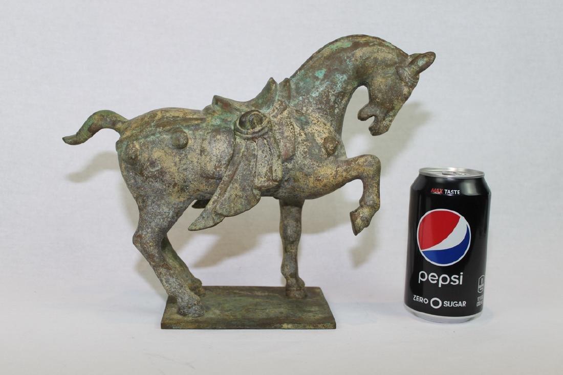 Antique Chinese Bronze Horse