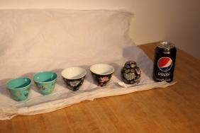 Chinese Exported Procelain Tea Cups-Made in Jingdezhen