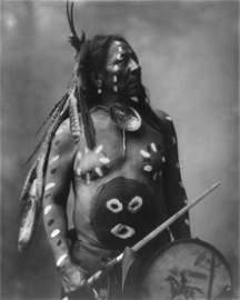 """1899 PORTRAIT OF """"LAST HORSE"""", BY HEYN"""