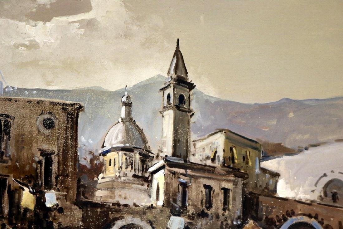 Antonio Devity (Italian 1901-1993) Oil Painting on - 7