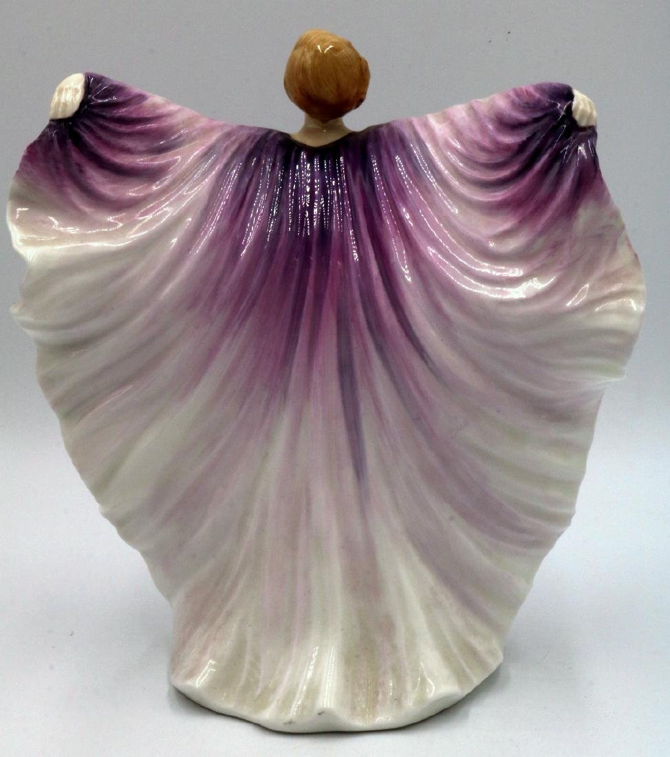 "Royal Doulton ""Isadora"" Porcelain Figure - 5"