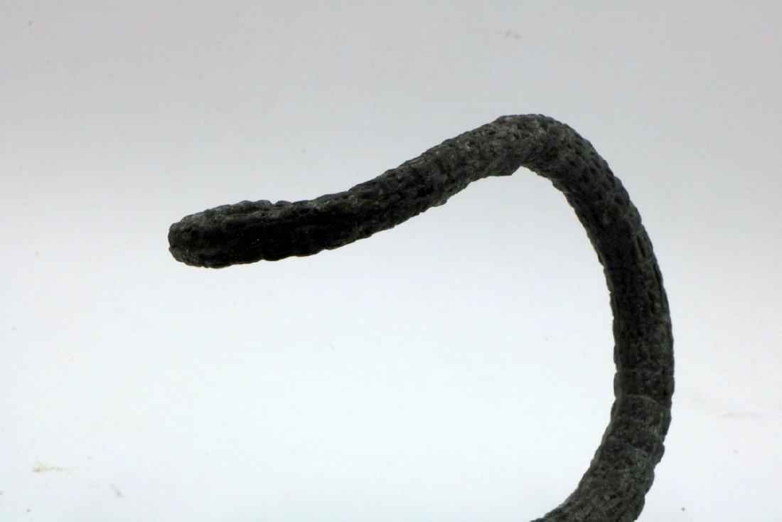 Maitland Smith Bronze Lizard - 4