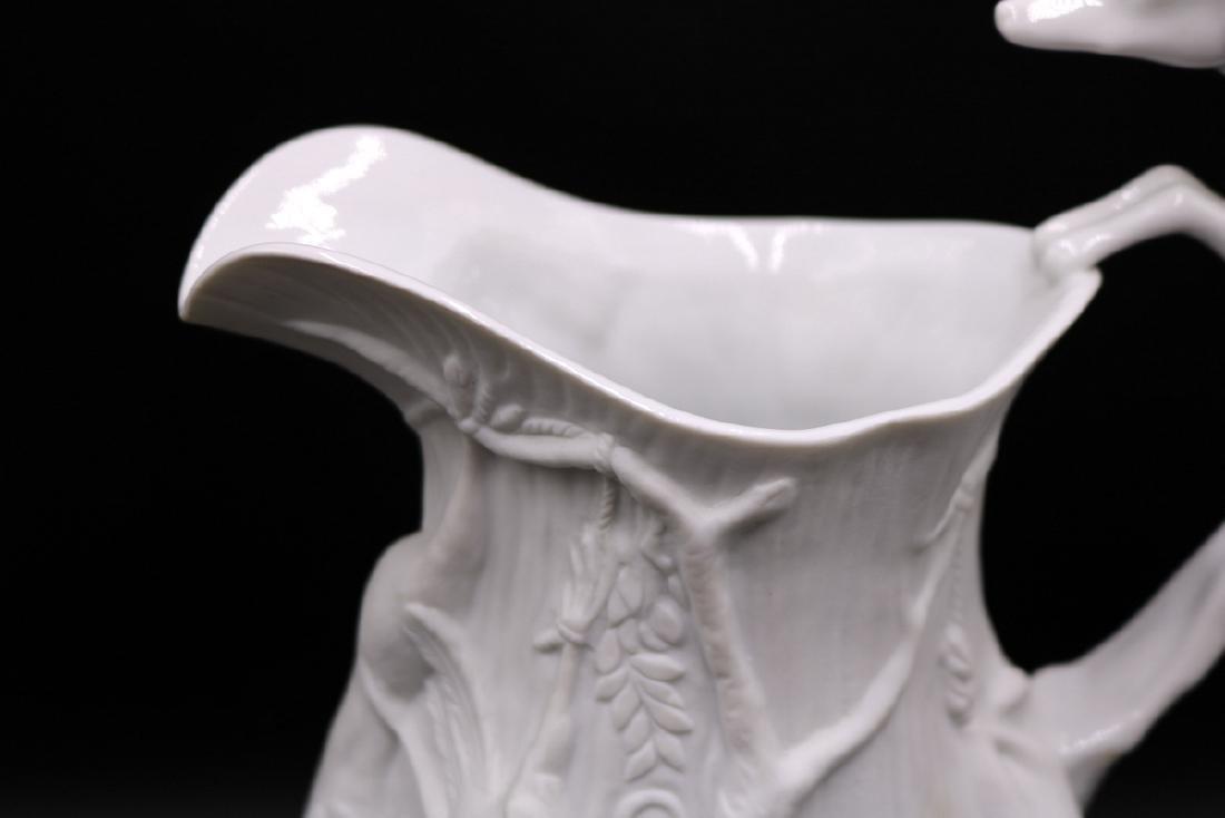 Mottahedeh Vista Alegre Bisque Porcelain Figural - 5