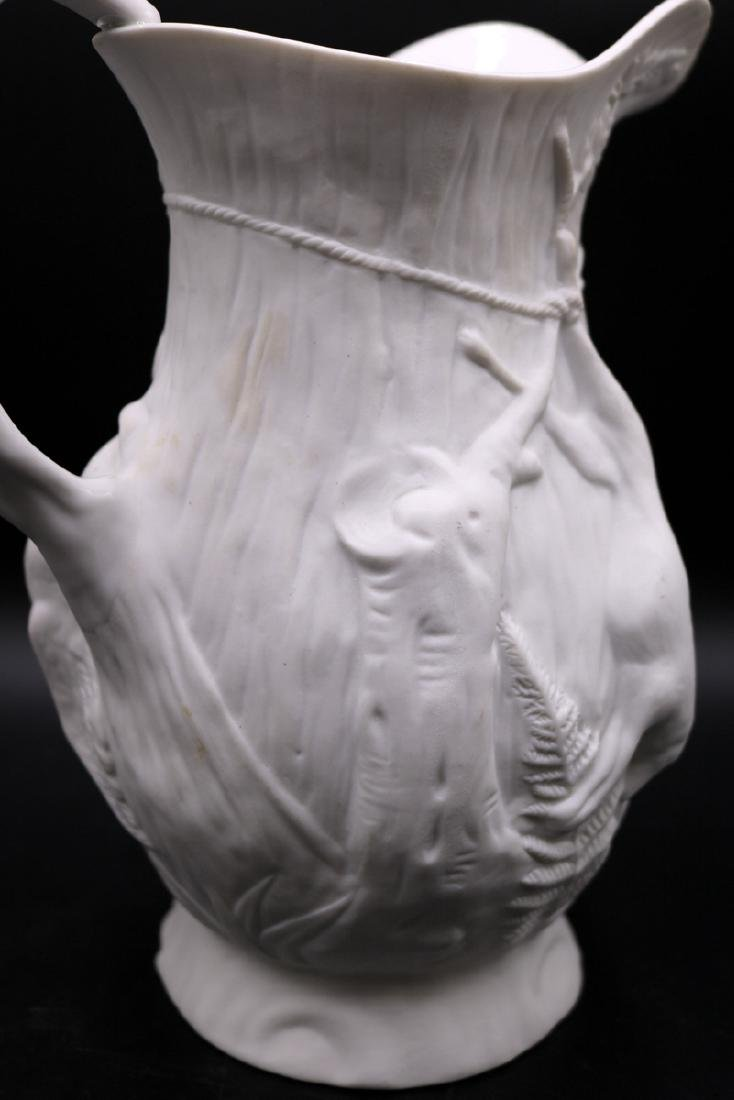 Mottahedeh Vista Alegre Bisque Porcelain Figural - 7