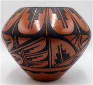Donald Chinana Jemez Native American Pottery Vase