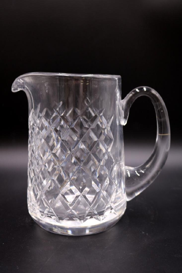 """21 Pc. Waterford """"Alana"""" Crystal Set - 2"""