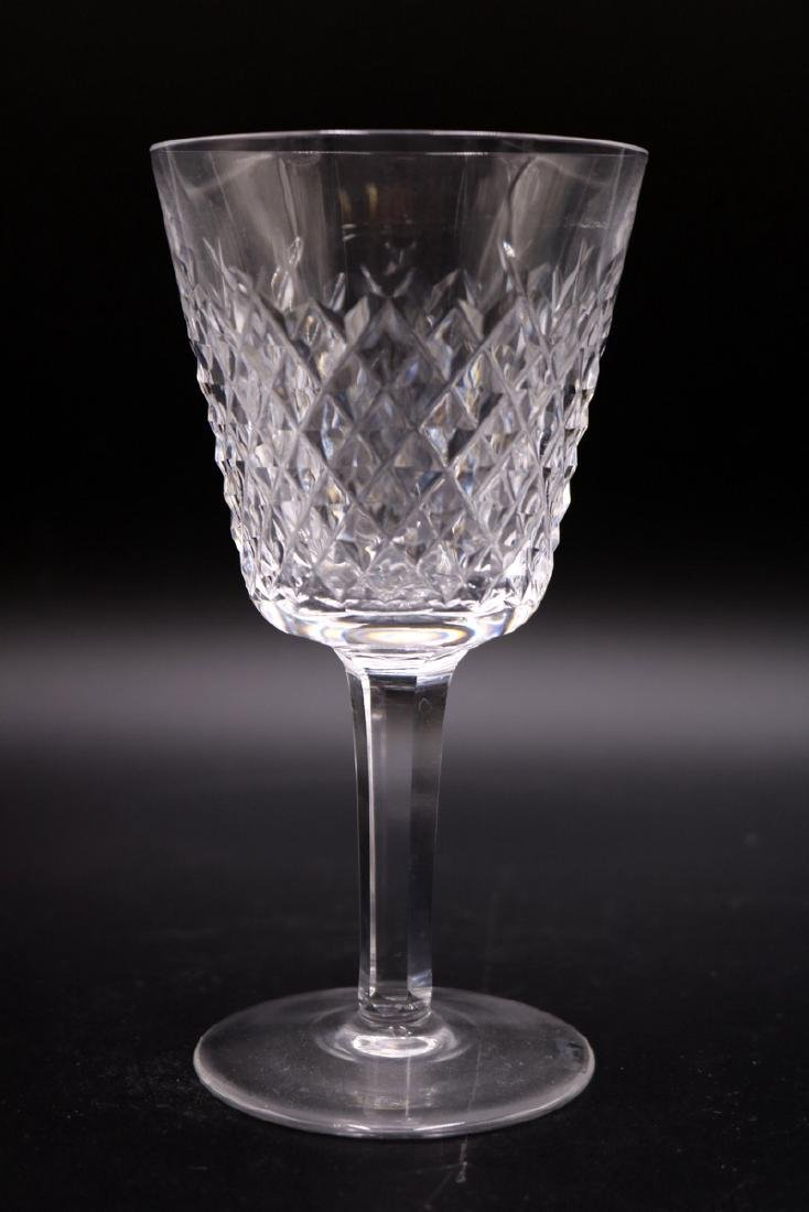 """21 Pc. Waterford """"Alana"""" Crystal Set - 3"""