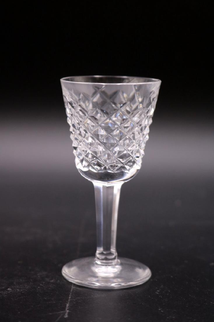 """21 Pc. Waterford """"Alana"""" Crystal Set - 5"""